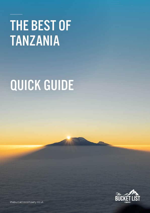The Best of Tanzania Free Guide