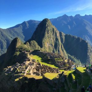 Included in bucket list trip Salkantay Trek to Machu Picchu