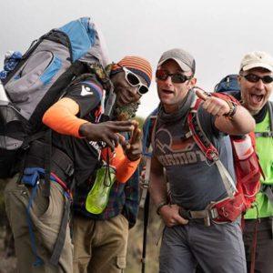 Included in bucket list trip Kilimanjaro Lemosho Route