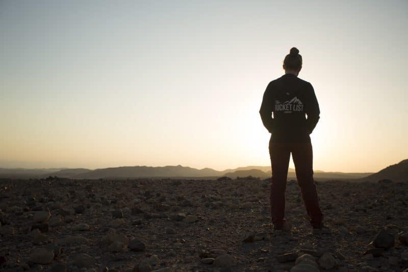 Trekking trip to Jordan