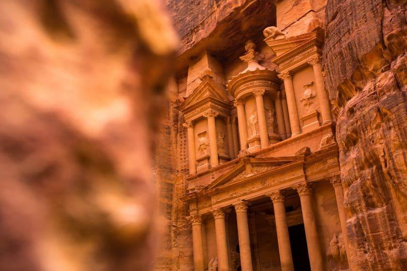 Trip to Petra, Jordan