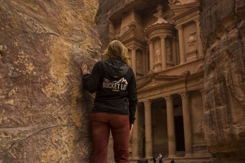 Tour of Petra, Jordan