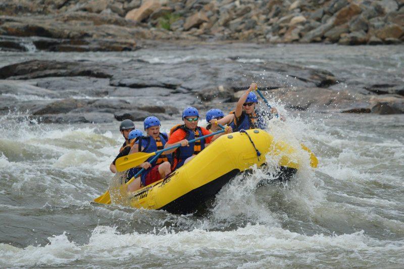 Rafting Croatia