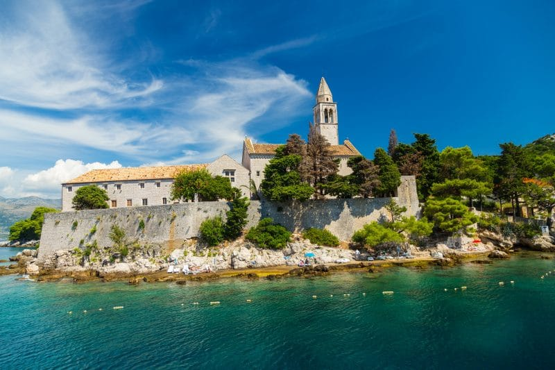 Lopud, Croatia adventure travel