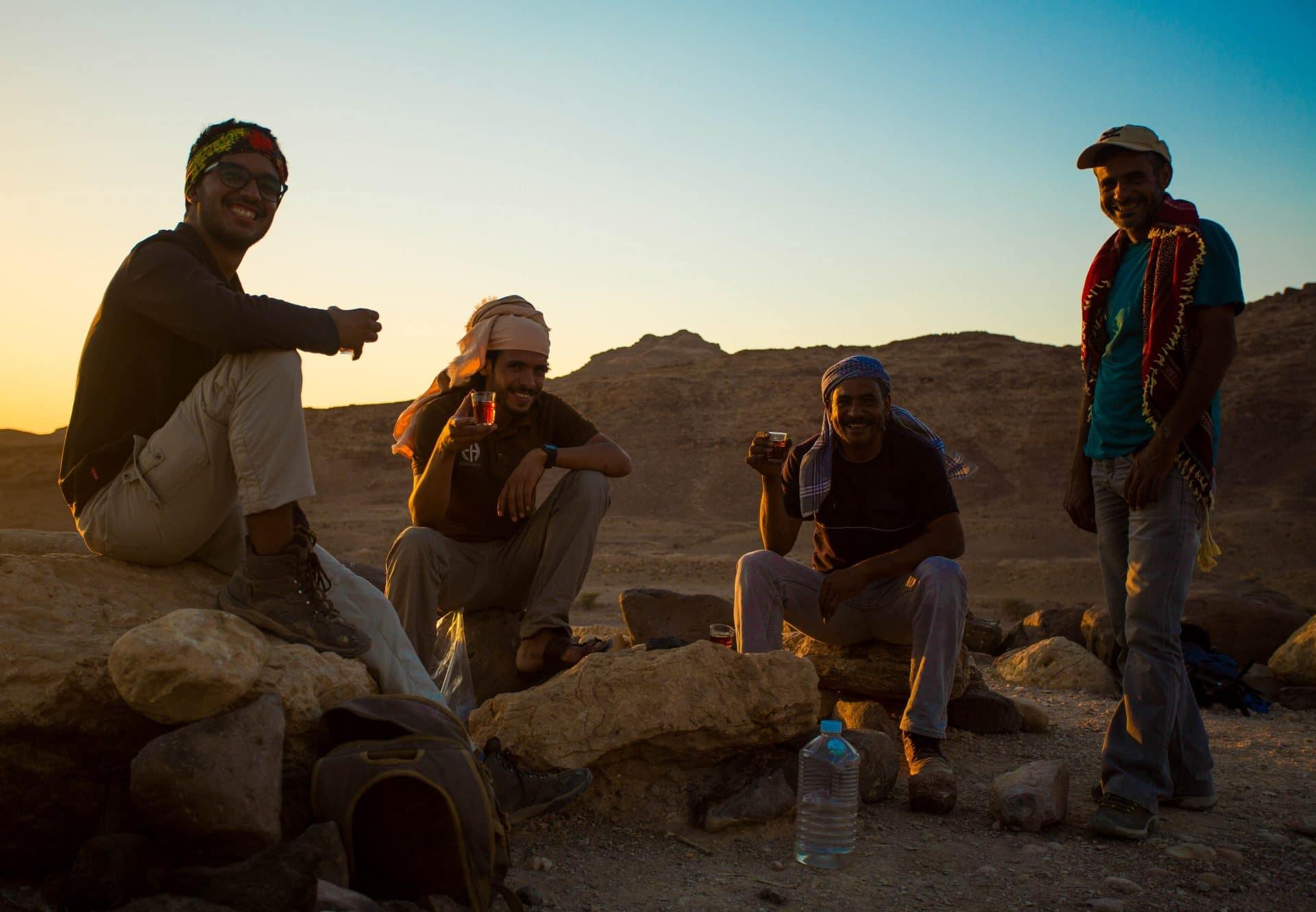 Bedouin encounters in Jordan