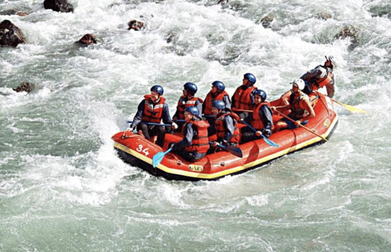 Devprayag Rafting