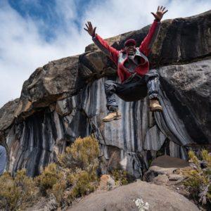 Included in bucket list trip Kilimanjaro Marangu Route