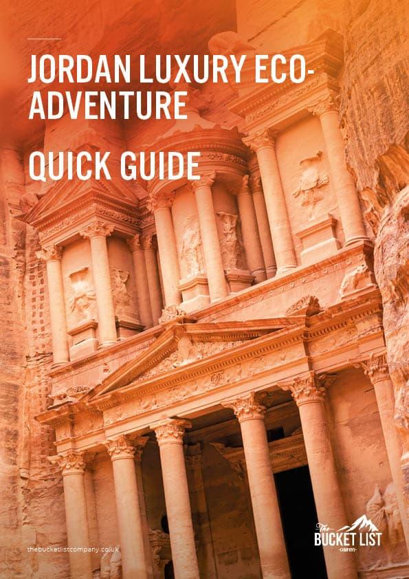 Jordan Luxury Eco-Adventure Free Guide