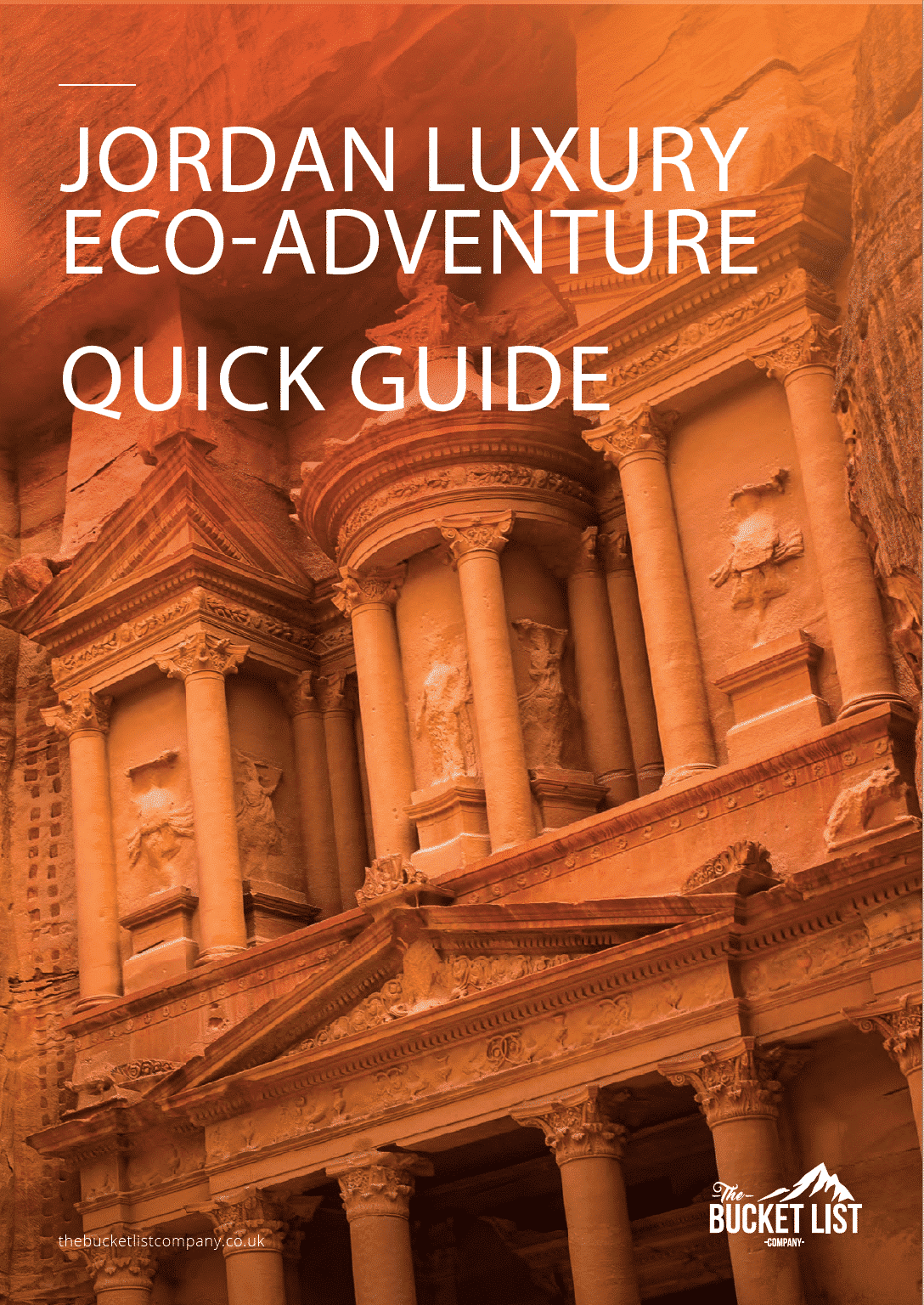 Jordan Luxury Eco-Adventure Free Guide
