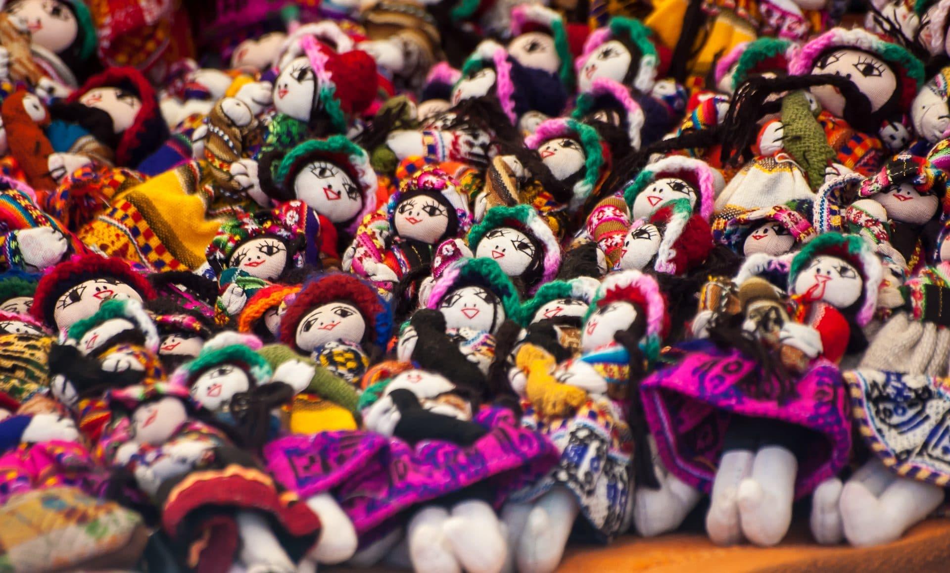 Pisac Artisan Market, Peru