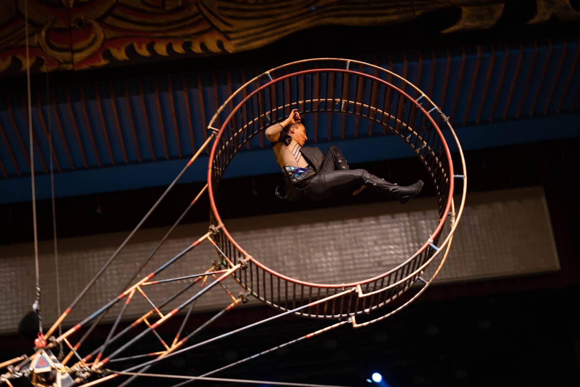 Beijing acrobatics show China