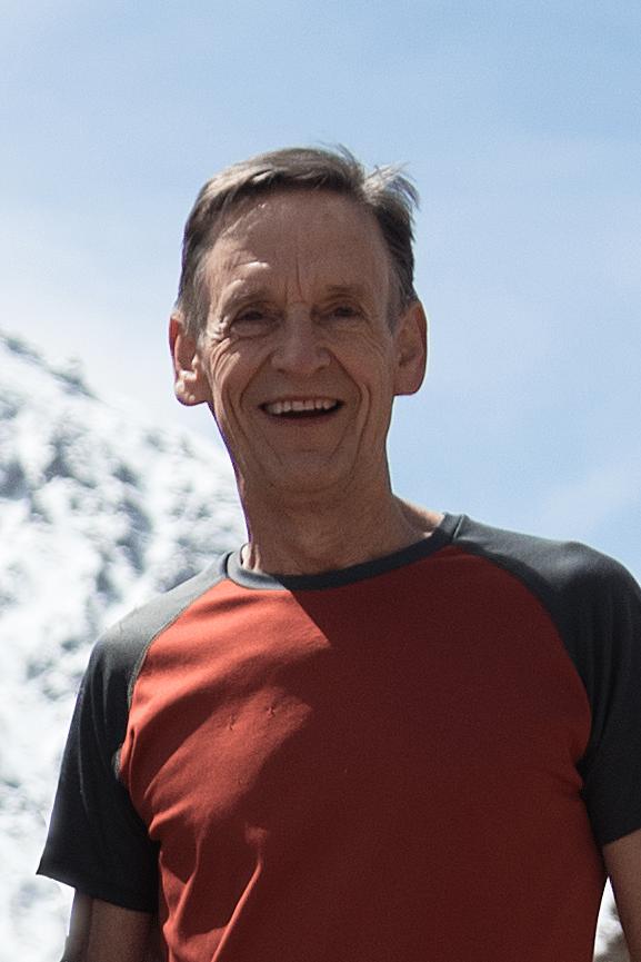 Bucket List guide Dave on the Mount Toubkal trek