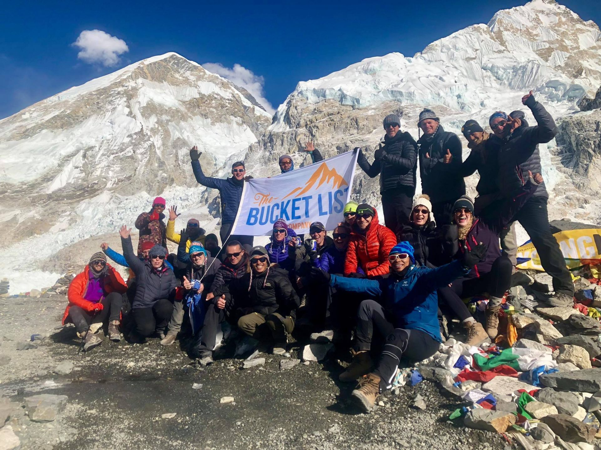 Everest Base Camp cost