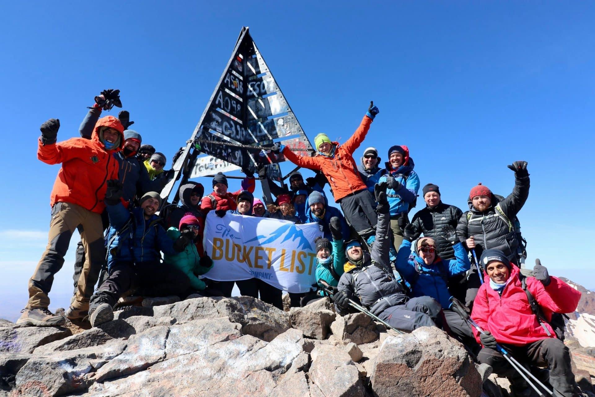 Team Mount Toubkal