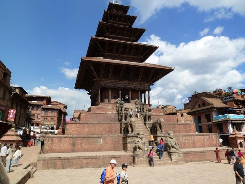 Bhaktapur Duarbar square