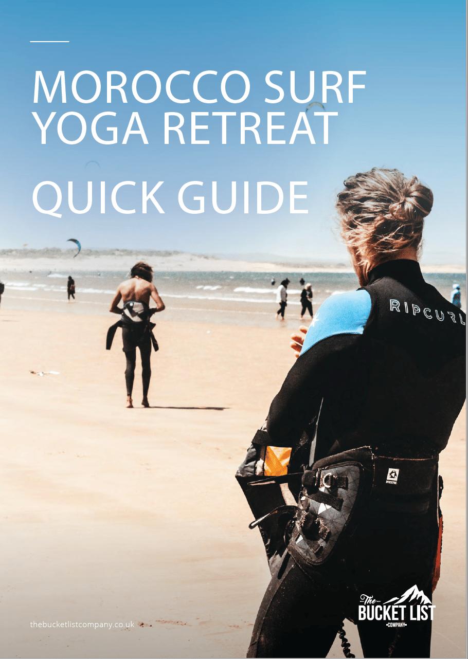 Surf & Yoga Retreat, Morocco Free Guide