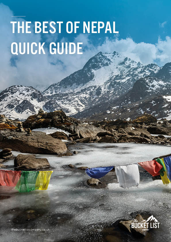 The Best Of Nepal Free Guide