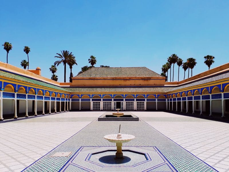 Marrakech - Morocco family surf sightseeing holiday