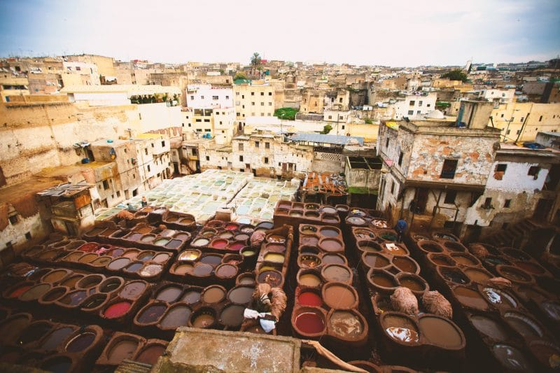Fes, ultimate Morocco trip