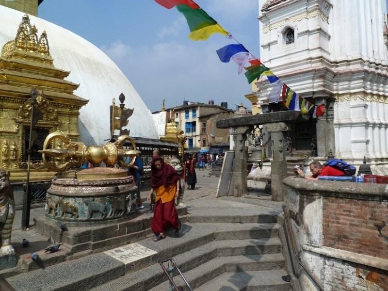 tour of Kathmandu