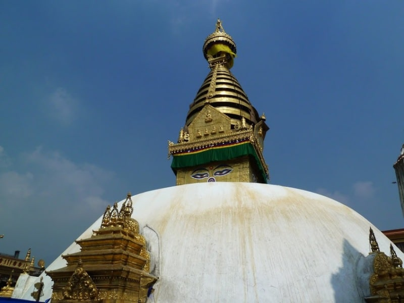 adventure tour of Nepal