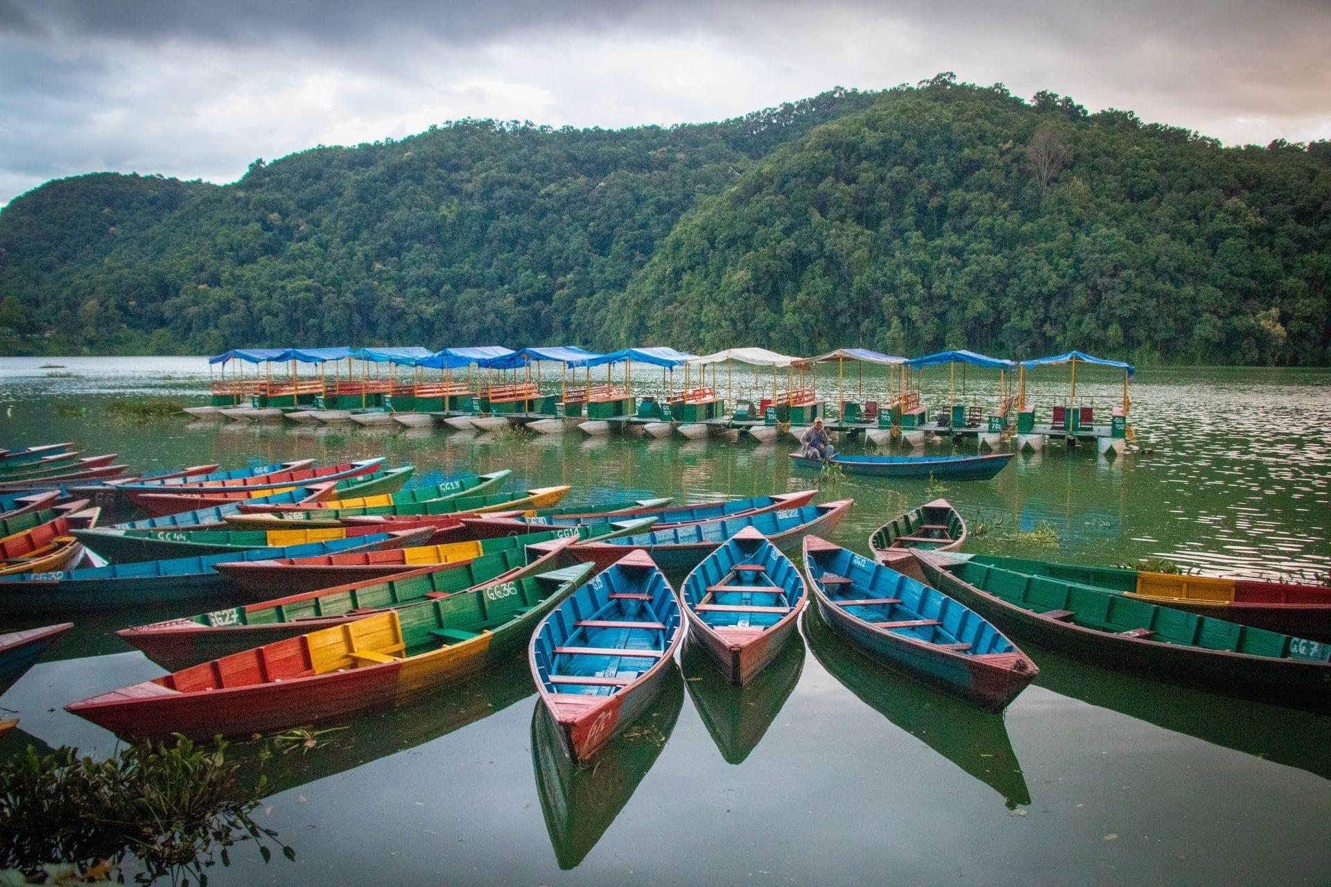 Pokhara Lakes - Nepal adventure trip