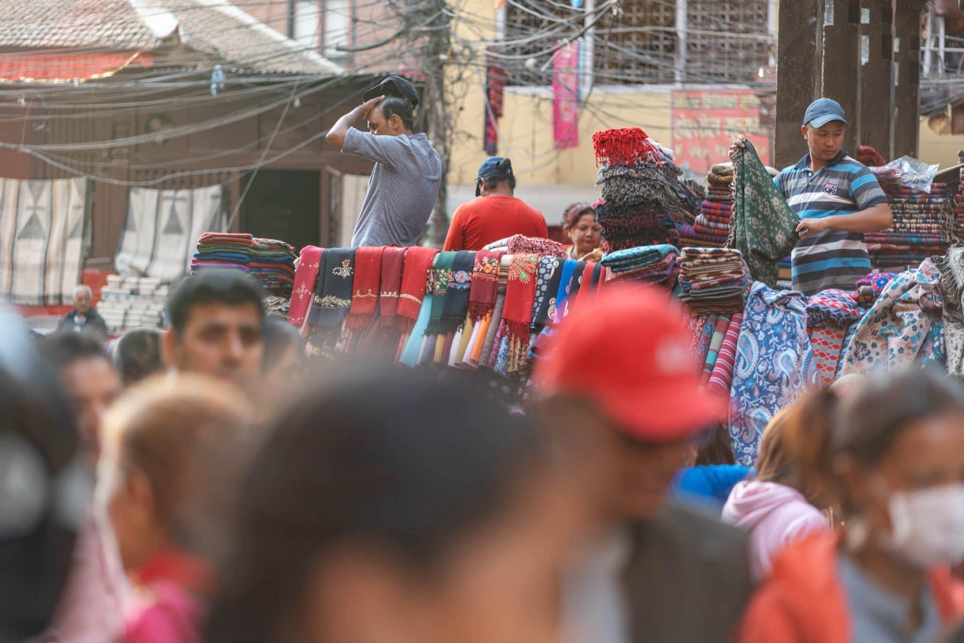 Kathmandu city tour, Nepal