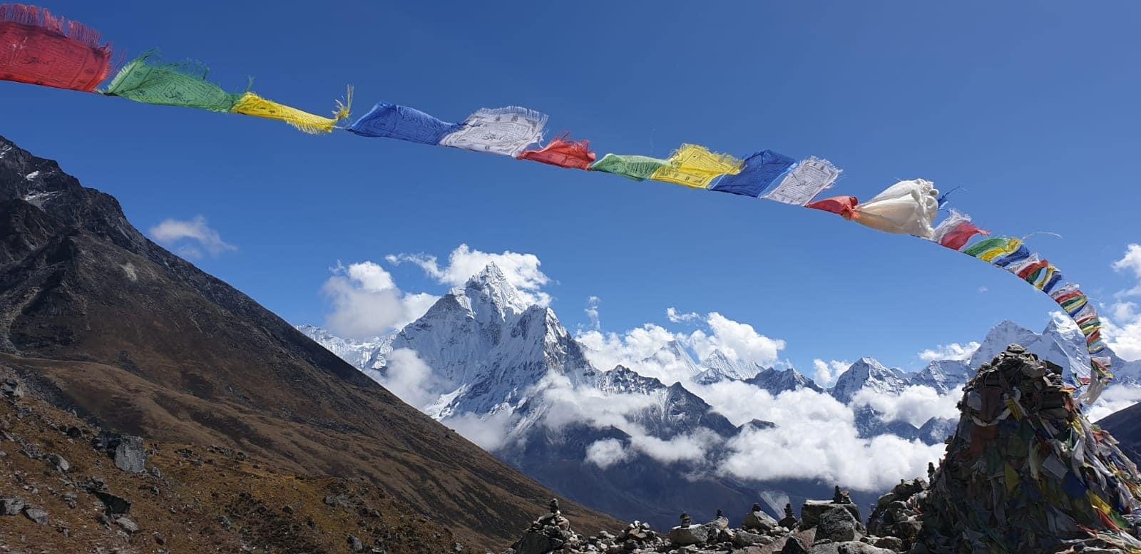 Island Peak climb Nepal