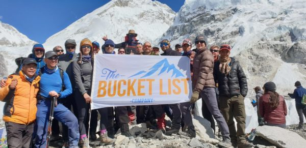 Do I need to train for Everest base camp