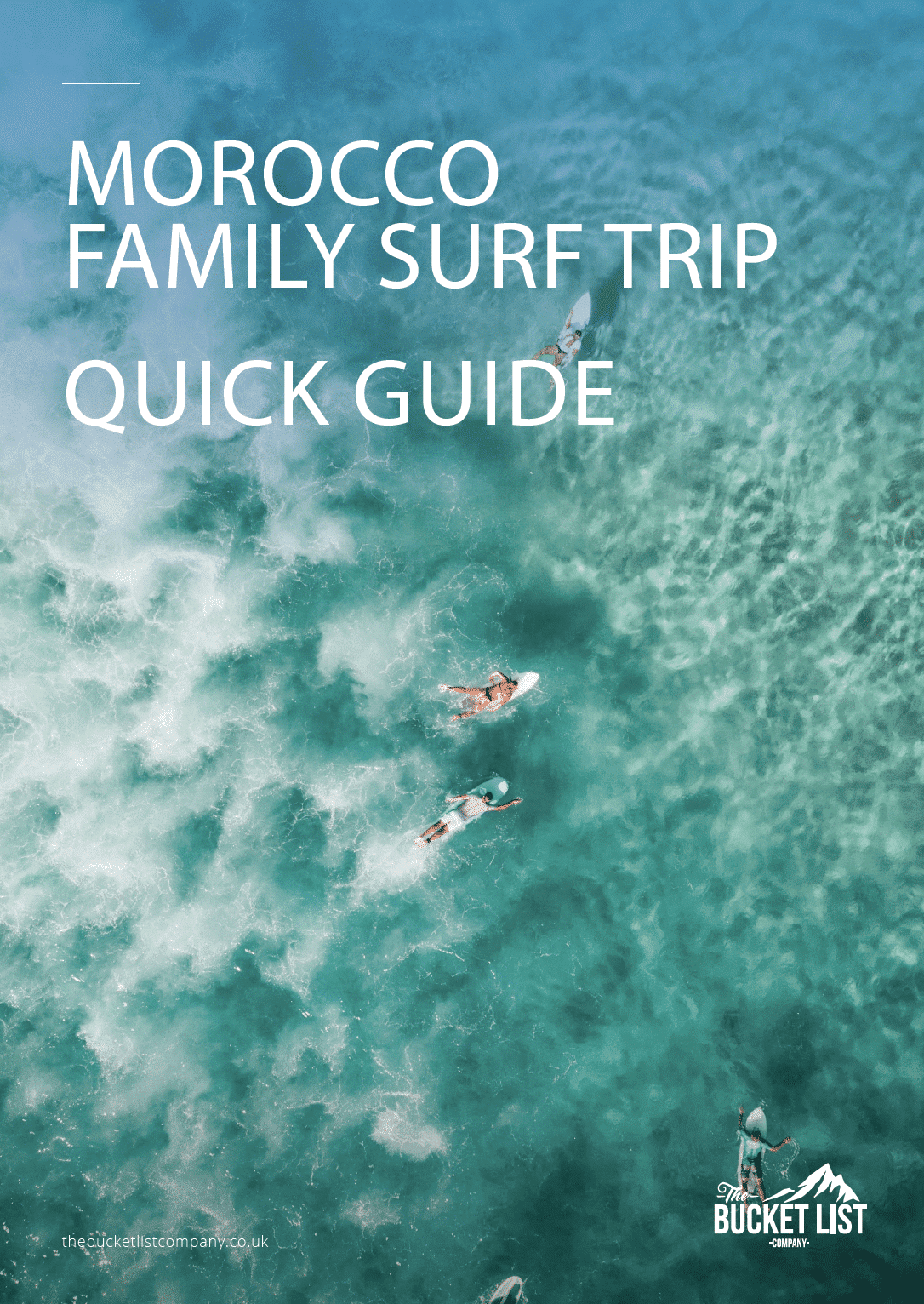 Family Surf & Explore Trip, Morocco Free Guide