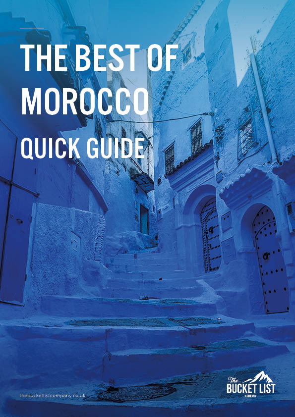 The Best of Morocco Free Guide