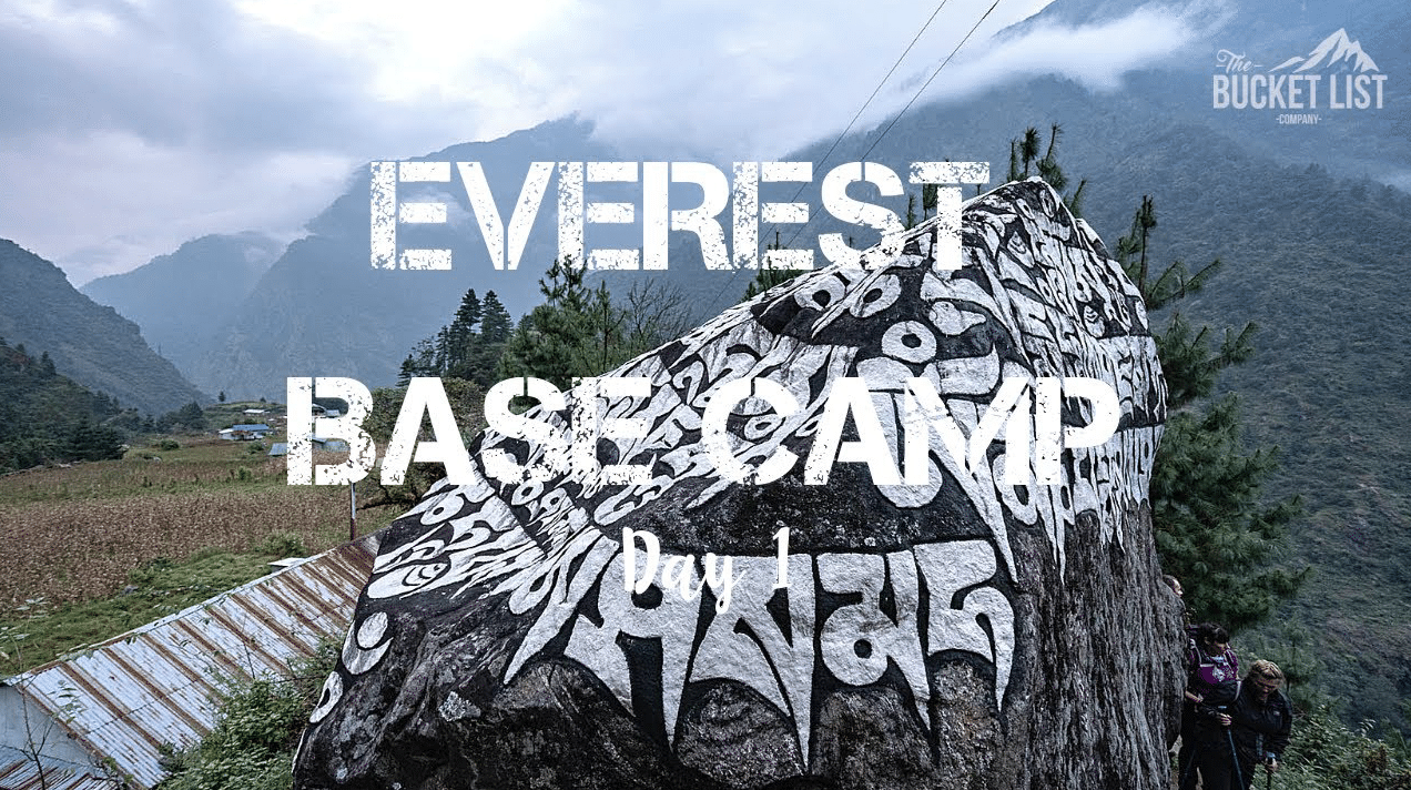 Everest Base Camp Daily Walk Through