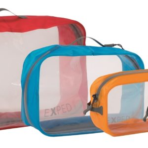 Exped clear cubes