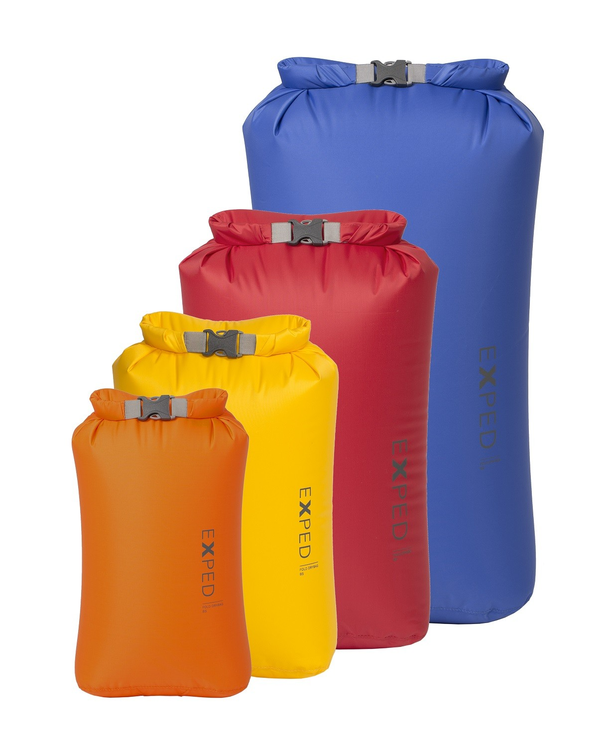 EXPED Fold Drybag Bright