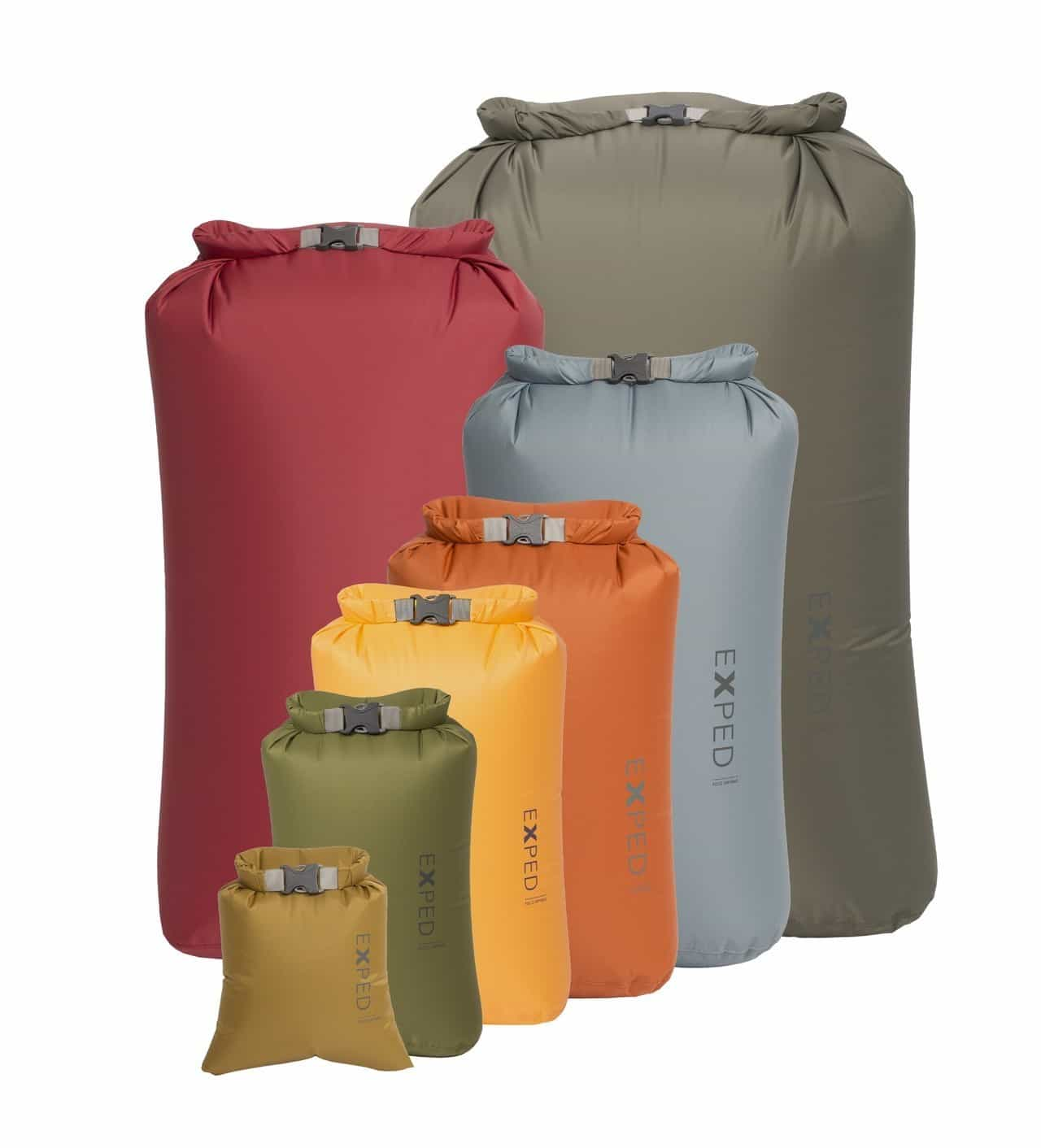 EXPED Fold Dry Bag Classic