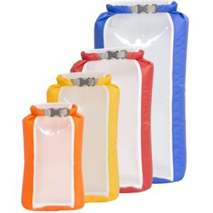 EXPED Fold Drybag Clearsight