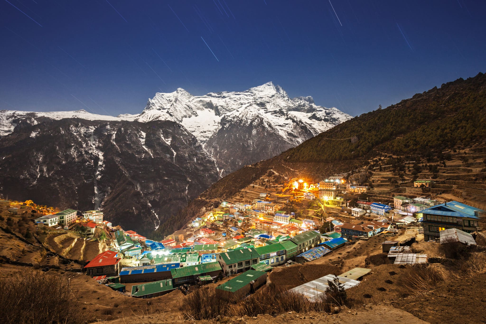How cold is Everest Base Camp