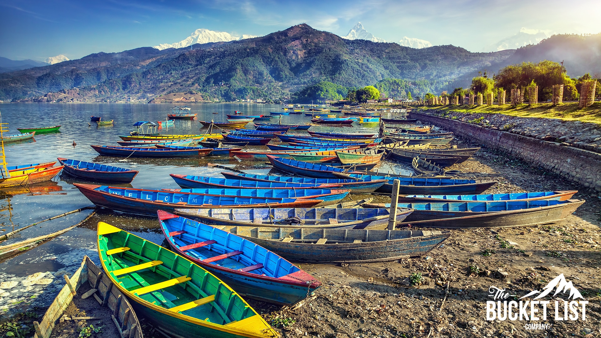 Boats that can be found in Nepal