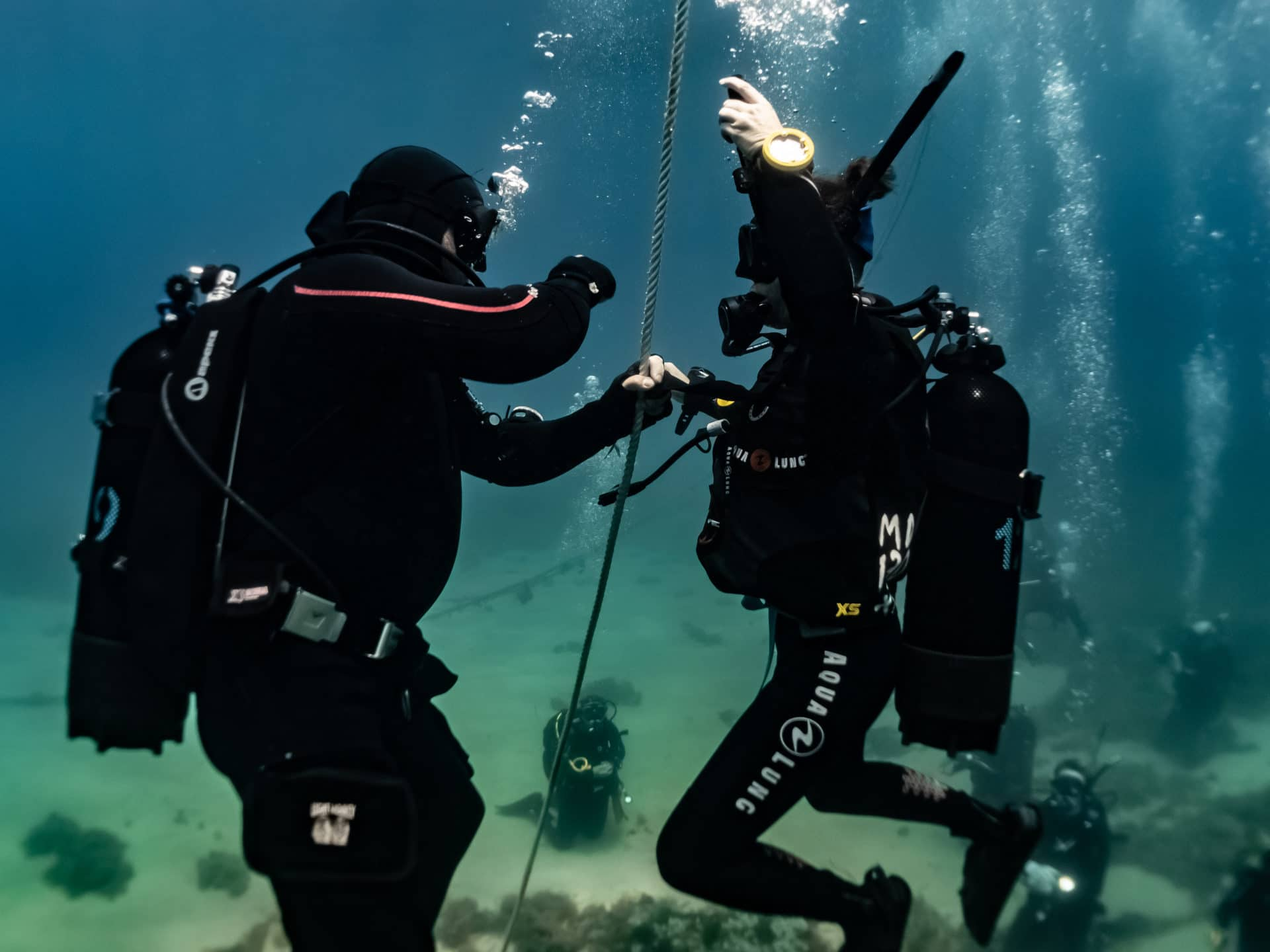 A guide to Padi Scuba Diving Courses