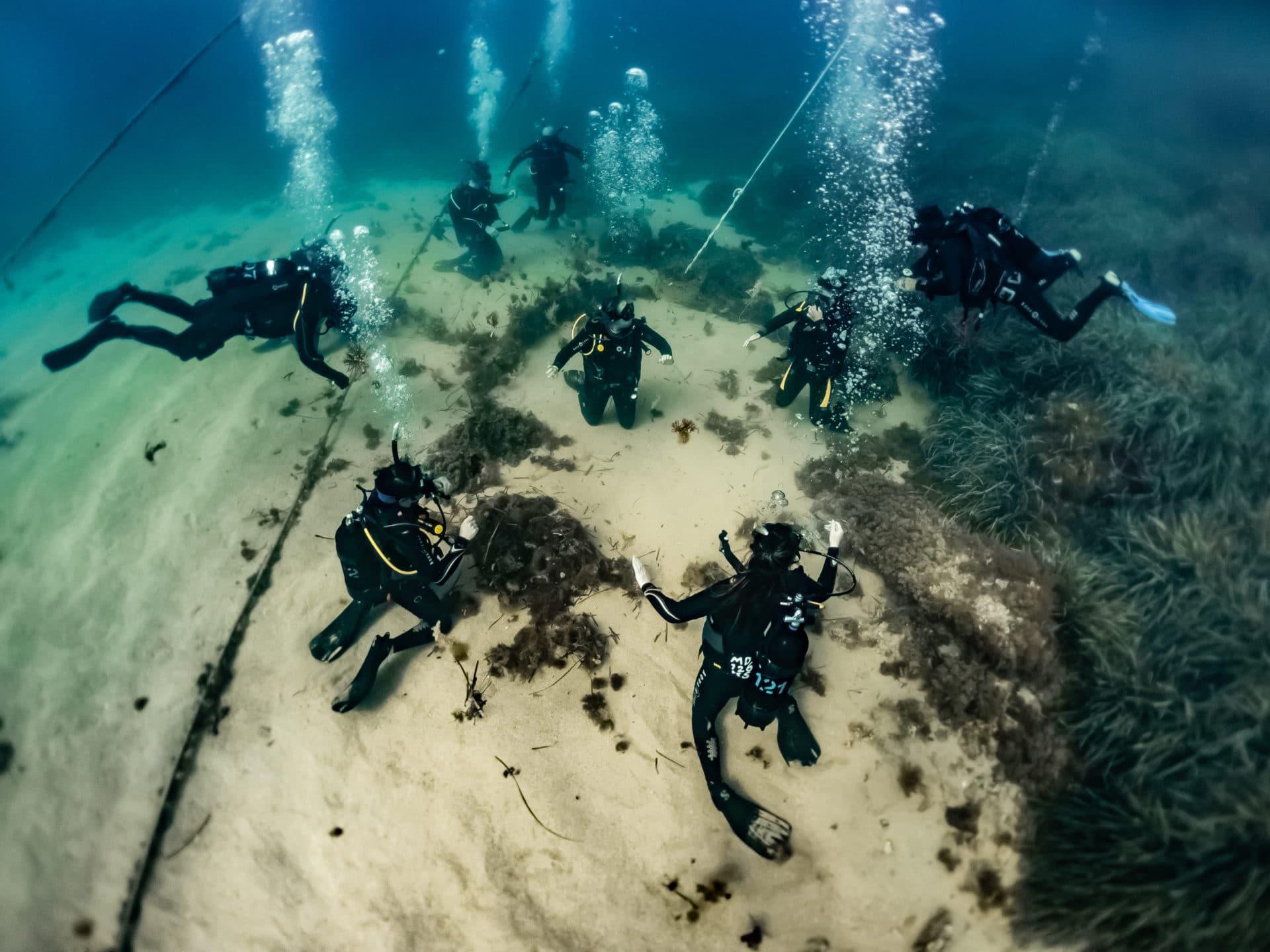 Scuba Diving Gozo