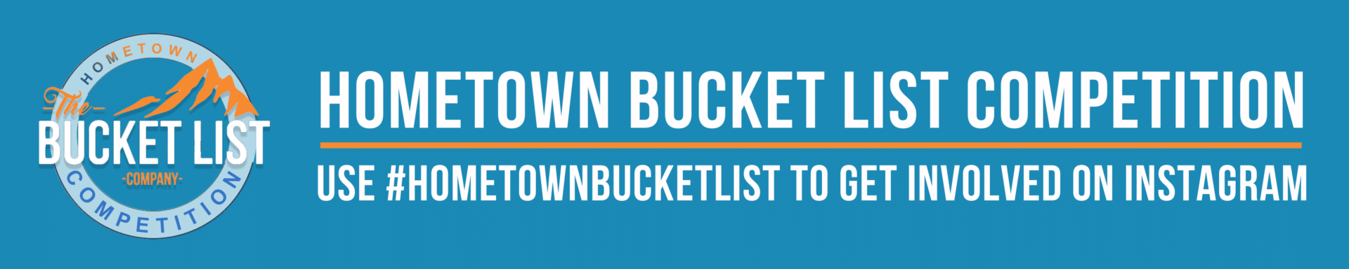 Bucket List Competition