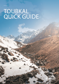 Toubkal quick guide